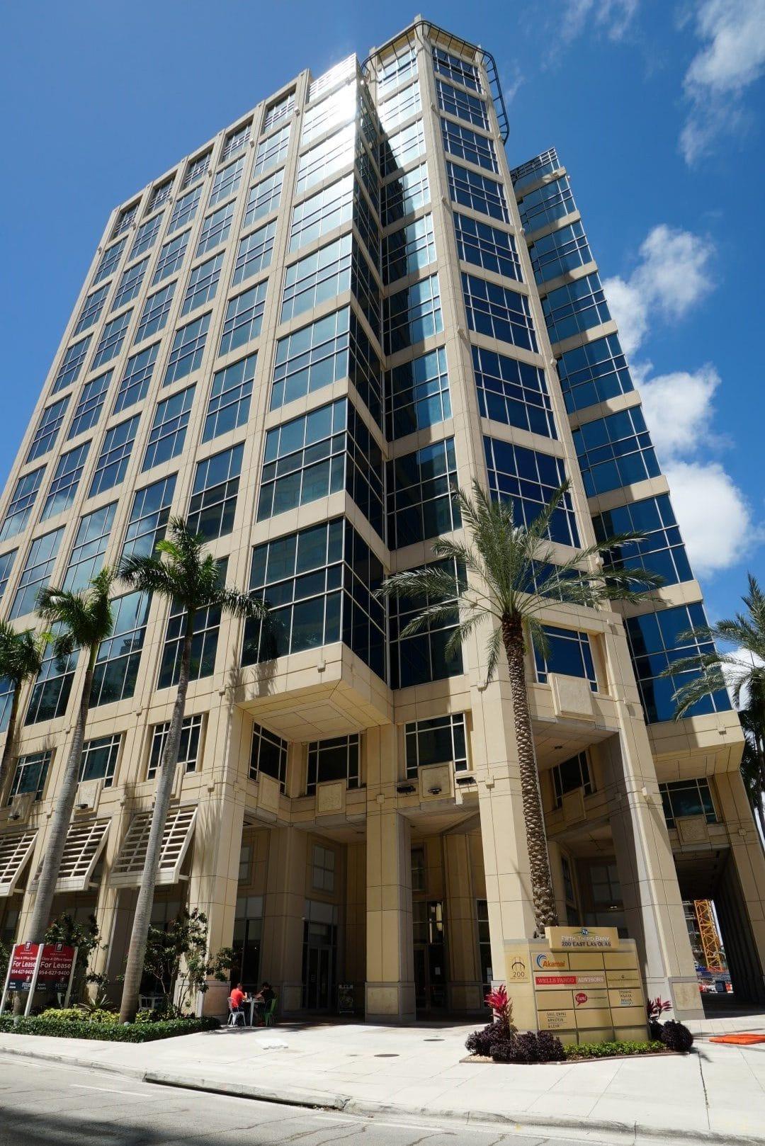Fort Lauderdale office building