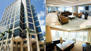 Office property montage